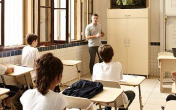meraki education classroom