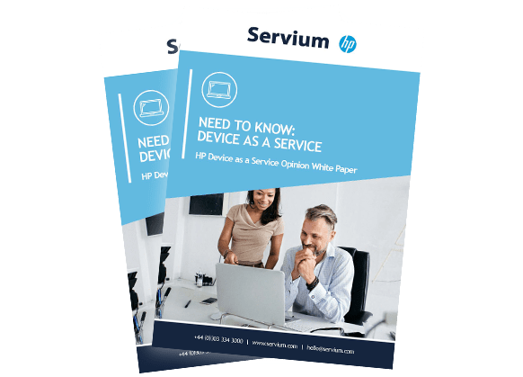 need to know servium manual