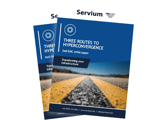 servium three routes guide