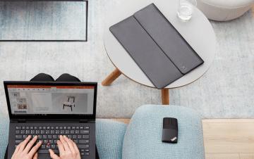 Lenovo Agile Working
